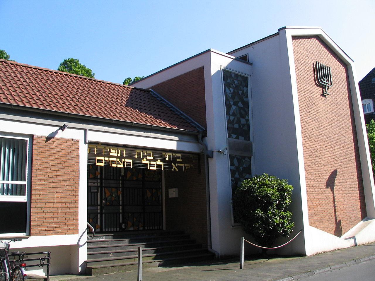 Bild Synagoge Münster