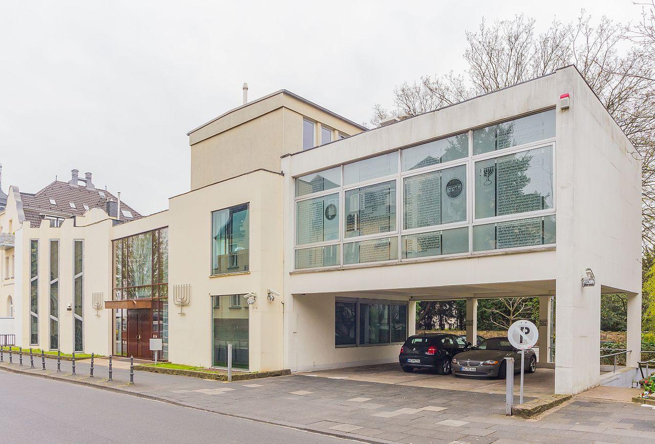 Bild Synagoge Bonn