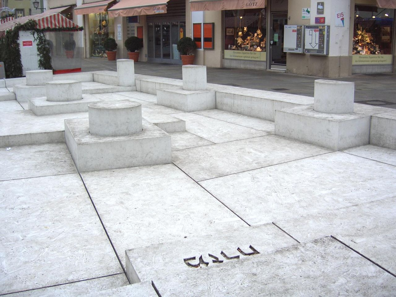 Bild Document Neupfarrplatz Regensburg