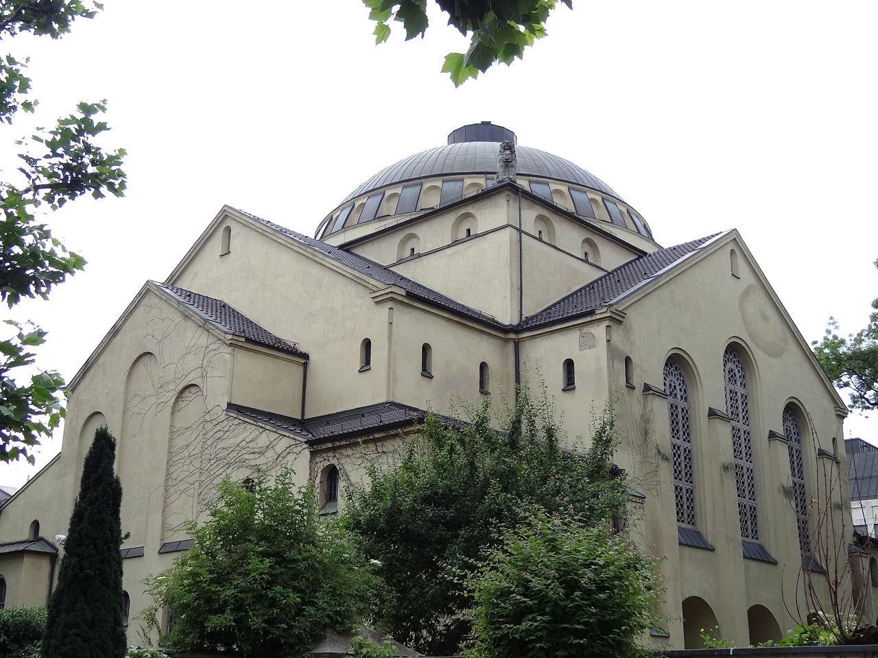 Bild Synagoge Augsburg