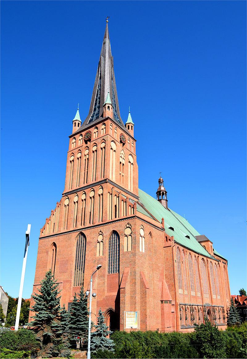 Bild Jakobskathedrale Stettin (Katedra swietego Jakuba)