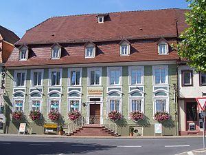 Bild Museum Sonnenplatz Apotheke Tauberbischofsheim