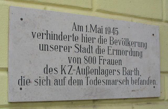 Bild Dokumentations- und Begegnungsstätte Barth