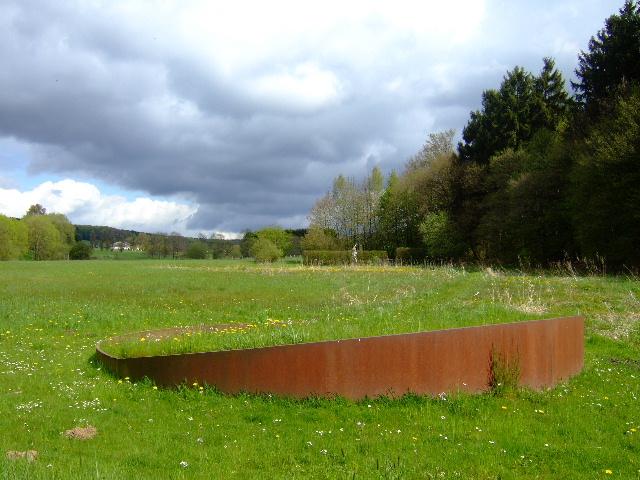 Bild Skulpturenpark Im Tal Hasselbach