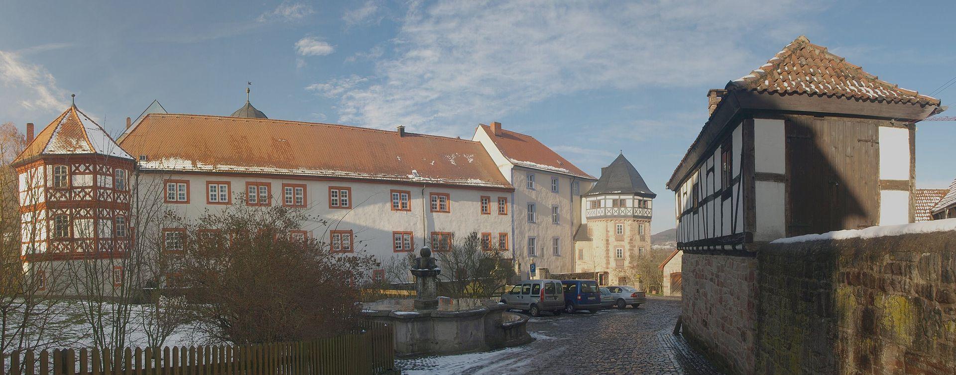 Bild Schloss Tann