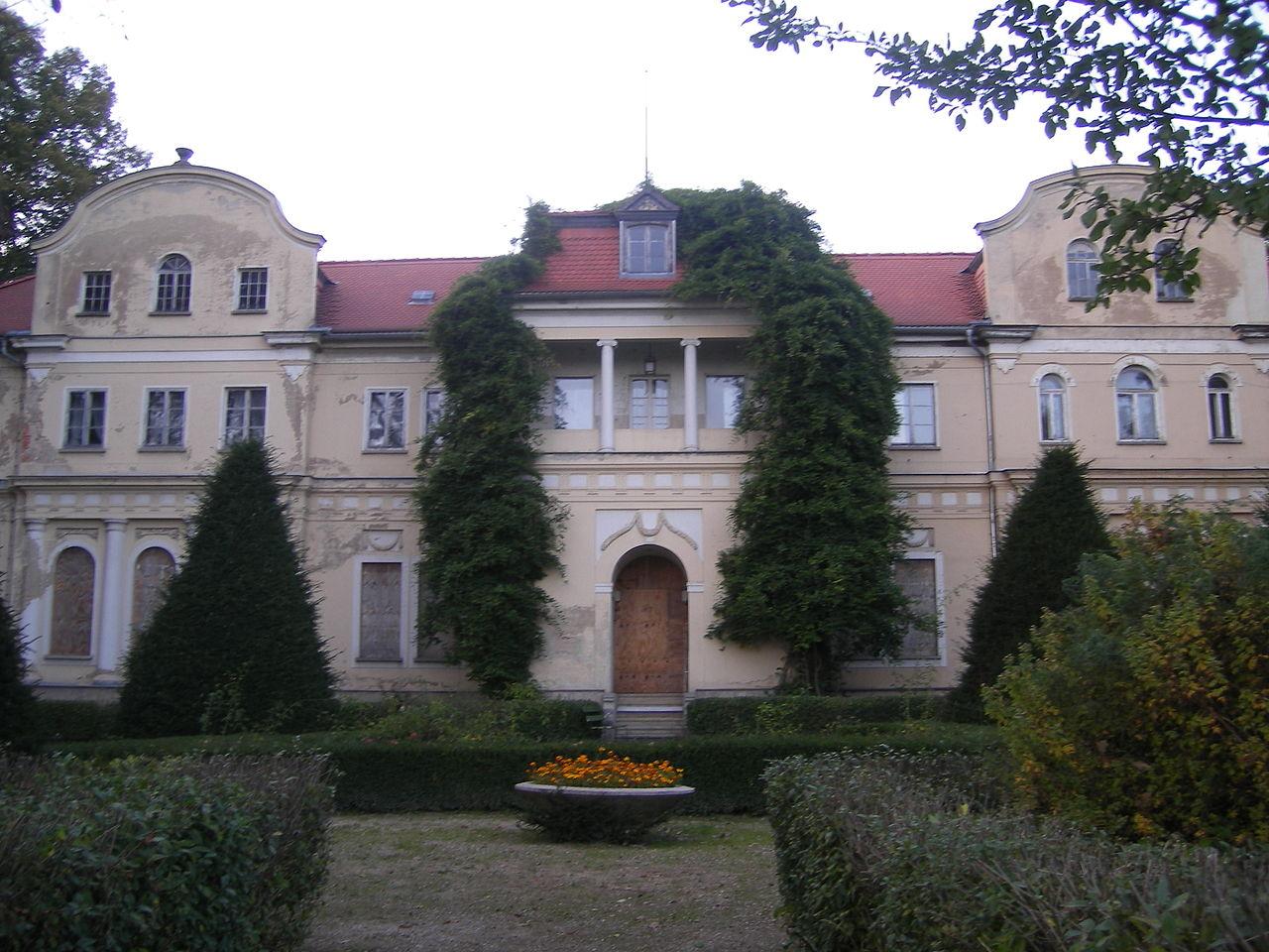 Bild Schloss Tannenfeld