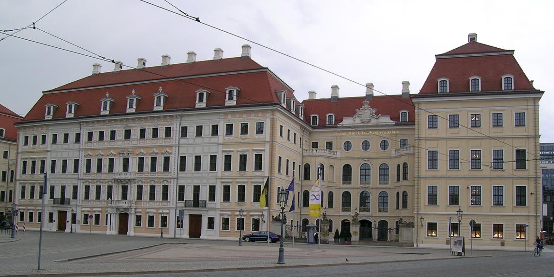 Bild Taschenbergpalais Dresden