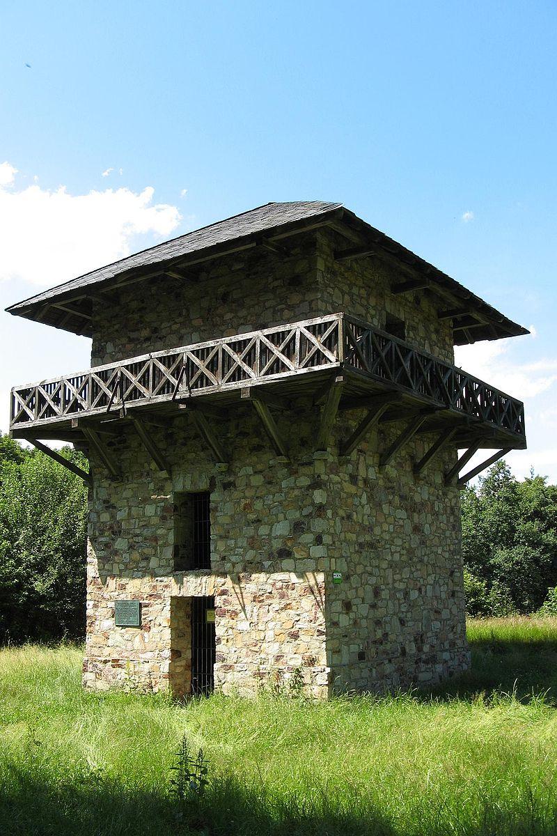 Bild Limesturm am Kastell Zugmantel Taunusstein