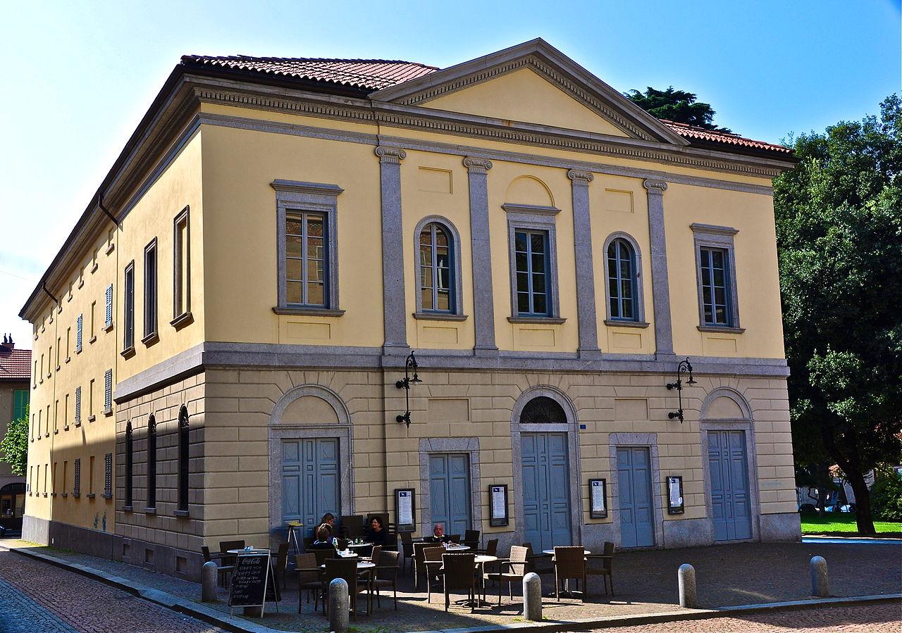 Bild Teatro Sociale Bellinzona