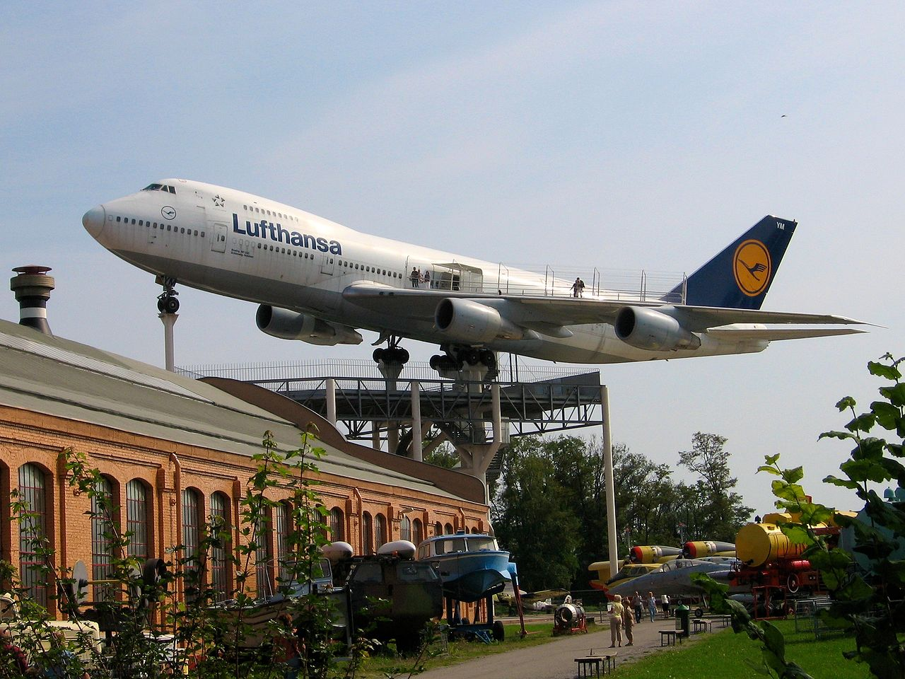 Bild Technik Museum Speyer