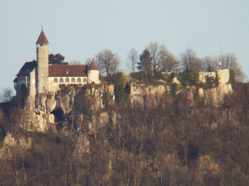 Bild Burg Teck Owen