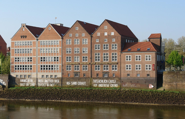 Bild Weserburg Museum für moderne Kunst Bremen