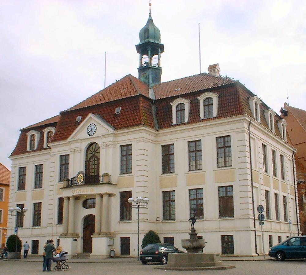 Bild Rathaus Teterow