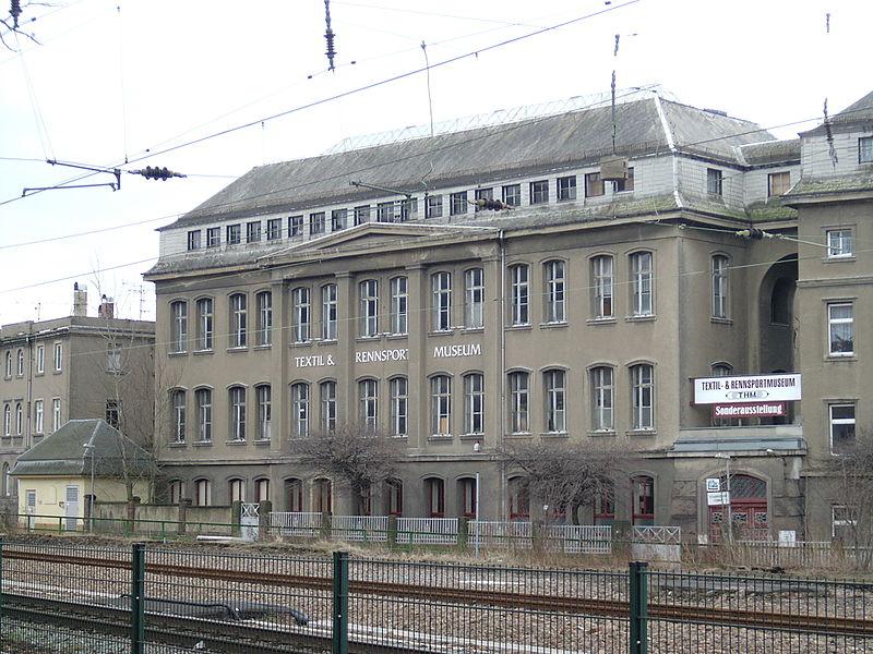 Bild Textil und Rennsportmuseum TRM Hohenstein Ernstthal