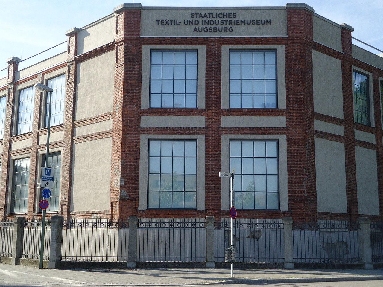 Bild Textil und IndustrieMuseum Augsburg (tim)