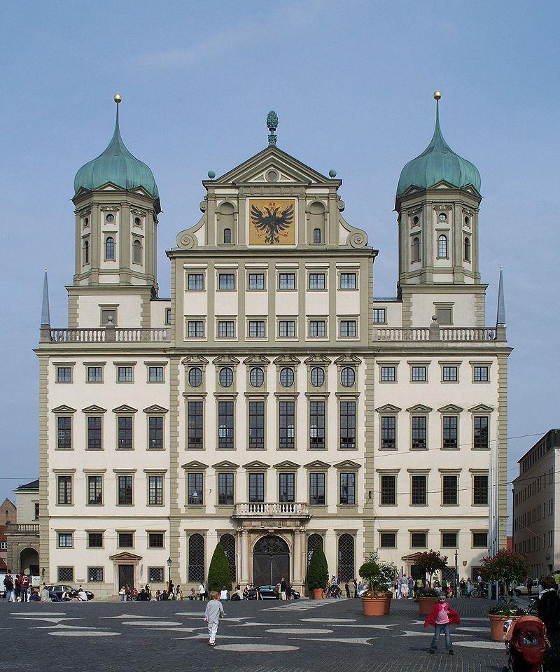 Bild Rathaus Augsburg