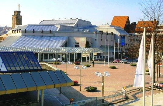 Bild Stadttheater Pforzheim