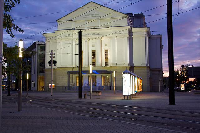 Bild Opernhaus Magdeburg