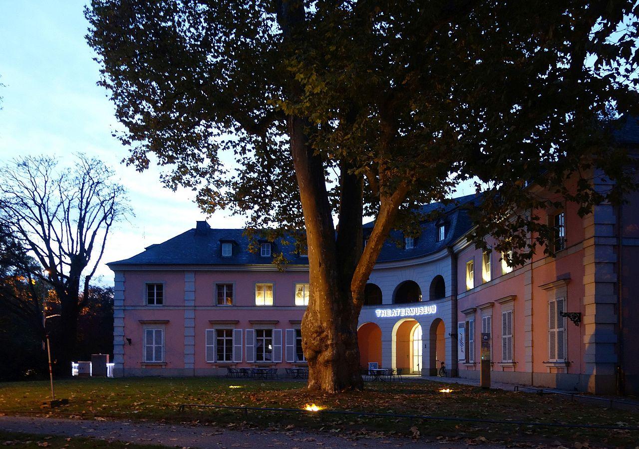 Bild Theatermuseum Düsseldorf