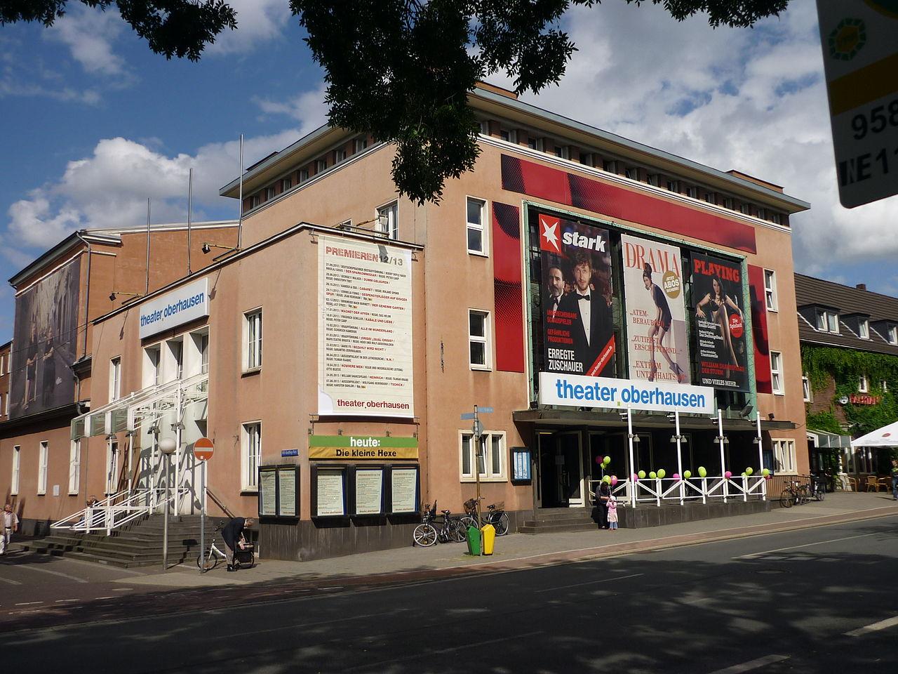 Bild Theater Oberhausen
