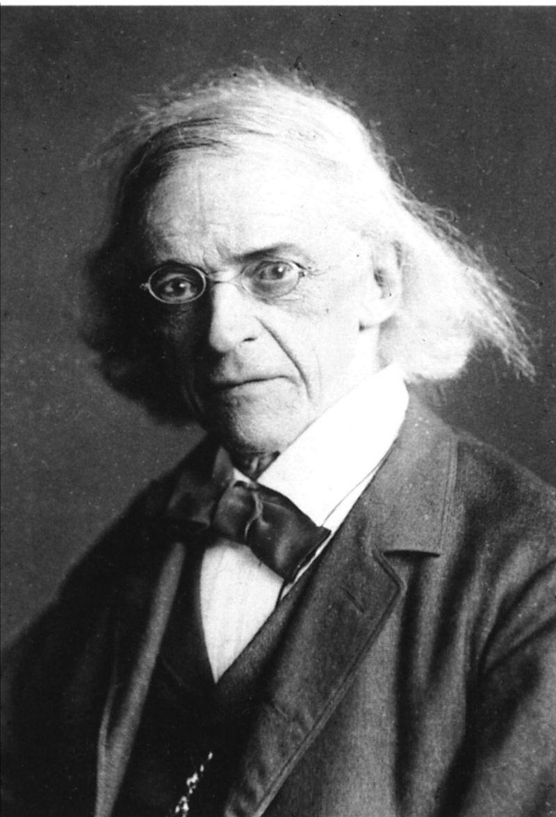Bild Theodor Mommsen Gedenkstätte Garding