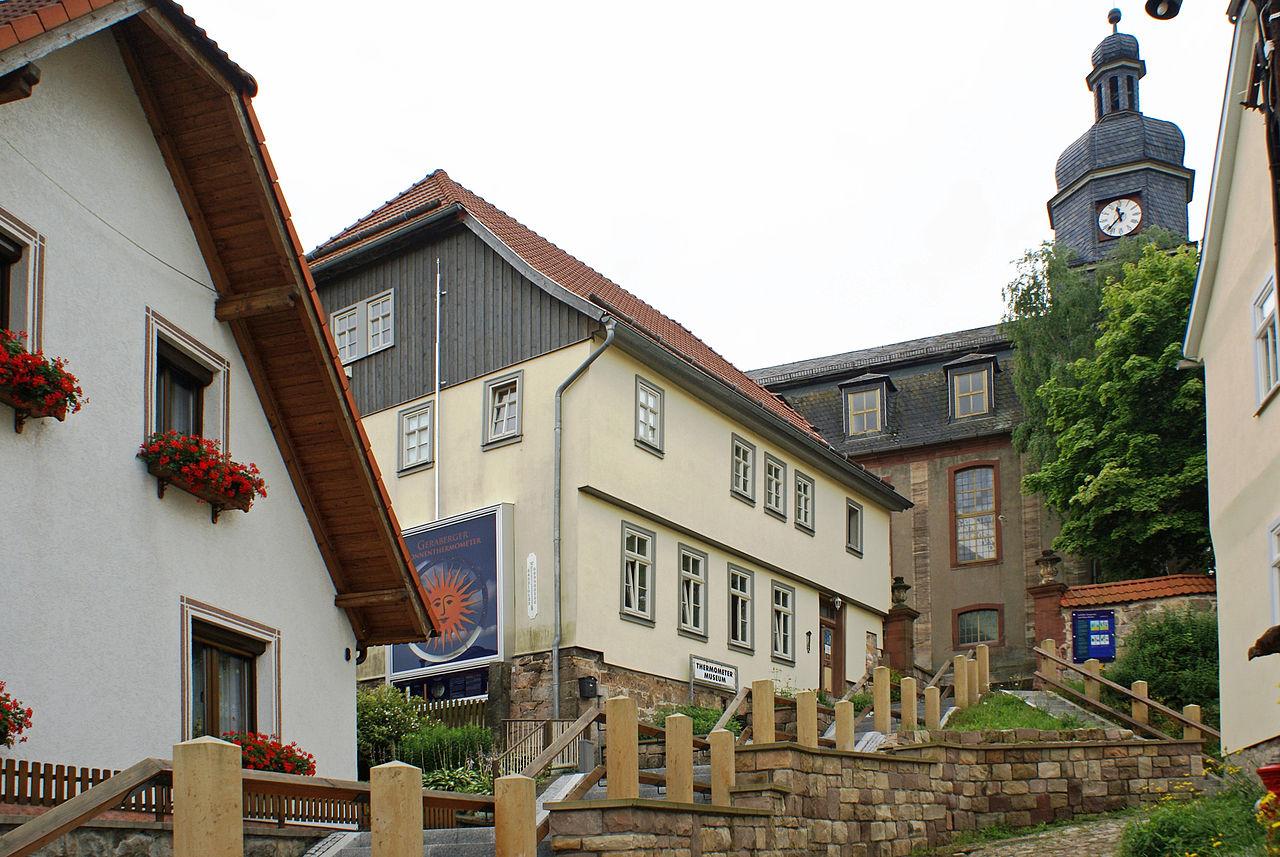 Bild Deutsches Thermometermuseum Geraberg