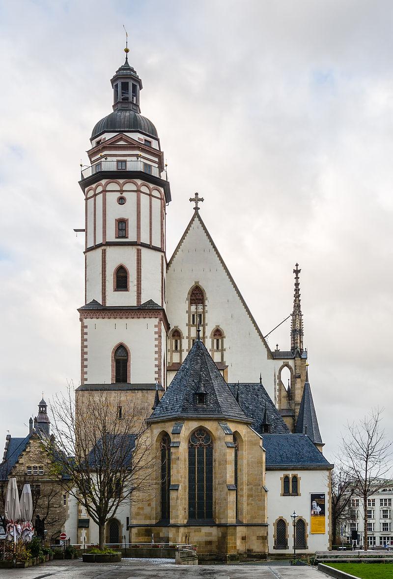Bild Thomaskirche Leipzig