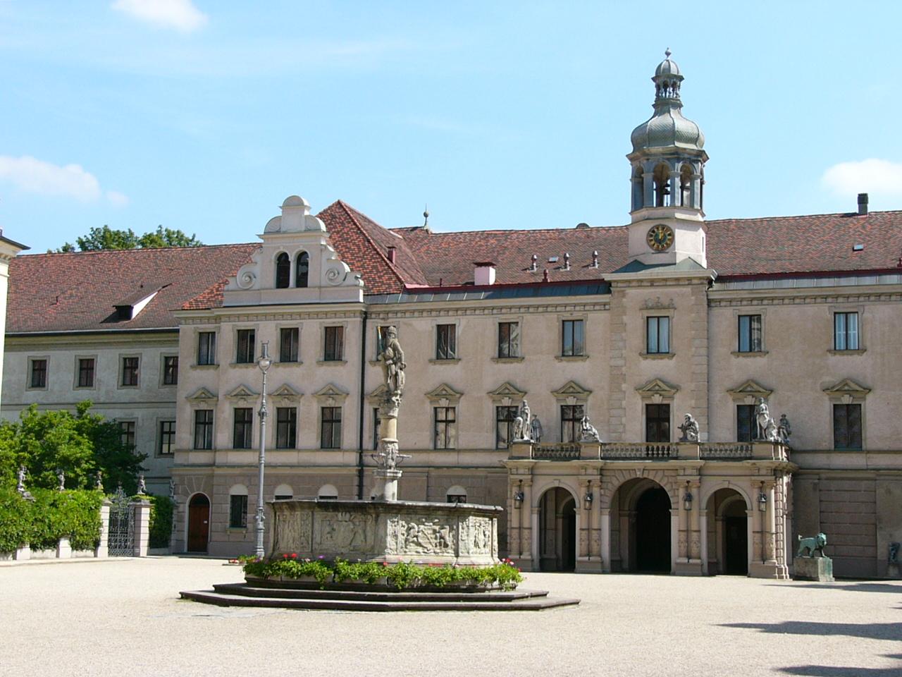 Bild Schloss St. Emmeram Regensburg