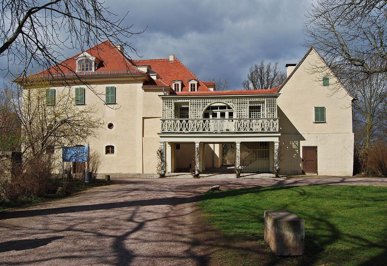 Bild Schloss Tiefurt Weimar