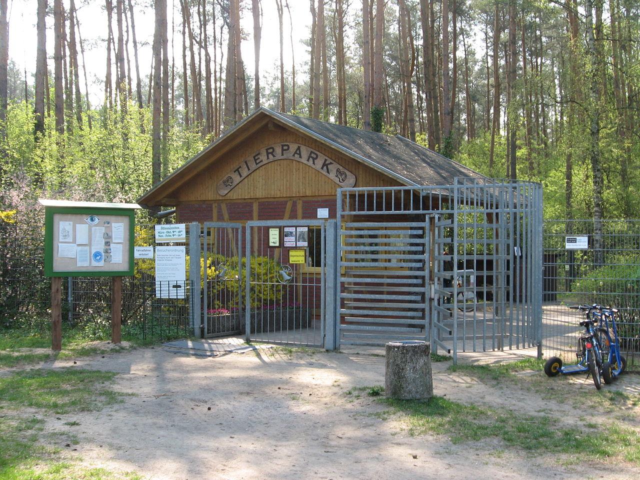 Bild Tierpark Perleberg