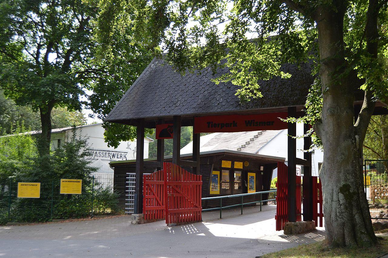 Bild Tierpark Wismar
