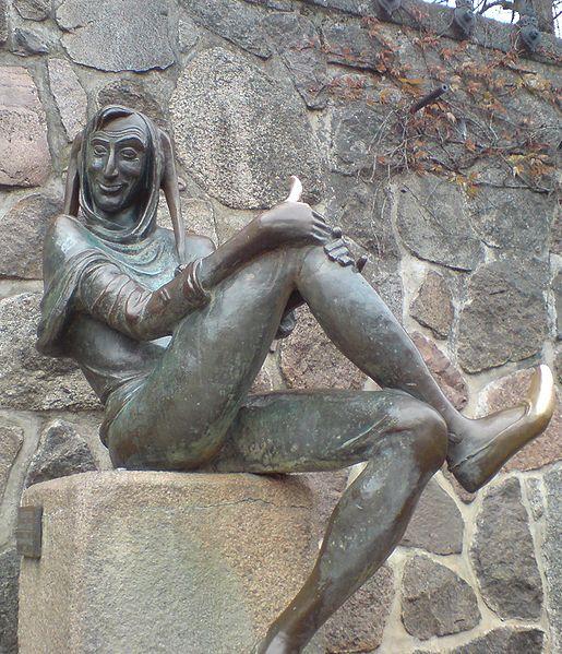 Bild Eulenspiegelbrunnen Mölln