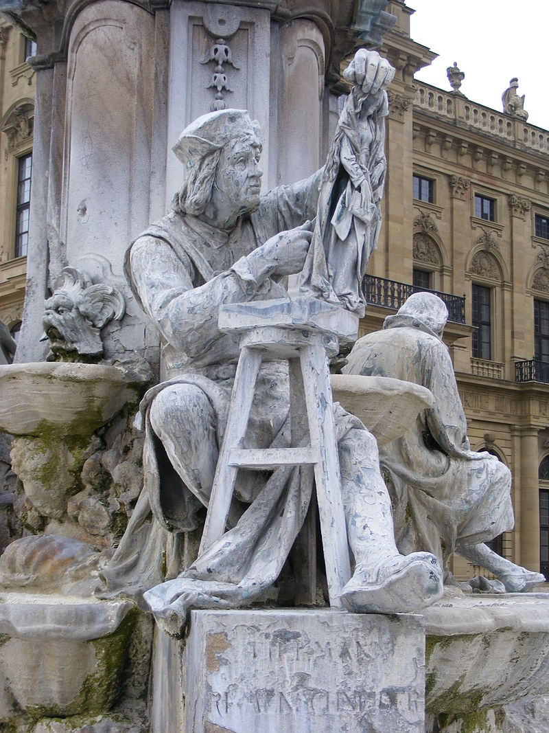 Bild Frankoniabrunnen Würzburg