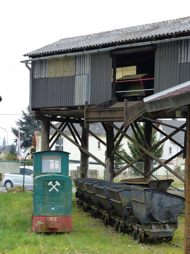 Bild Tonbergbaumuseum Westerwald Siershahn