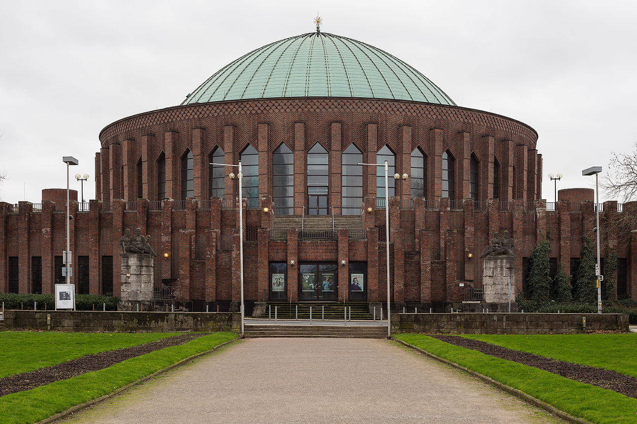 Bild Tonhalle Düsseldorf