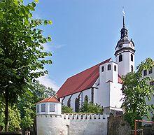 Bild Stadtkirche St. Marien Torgau