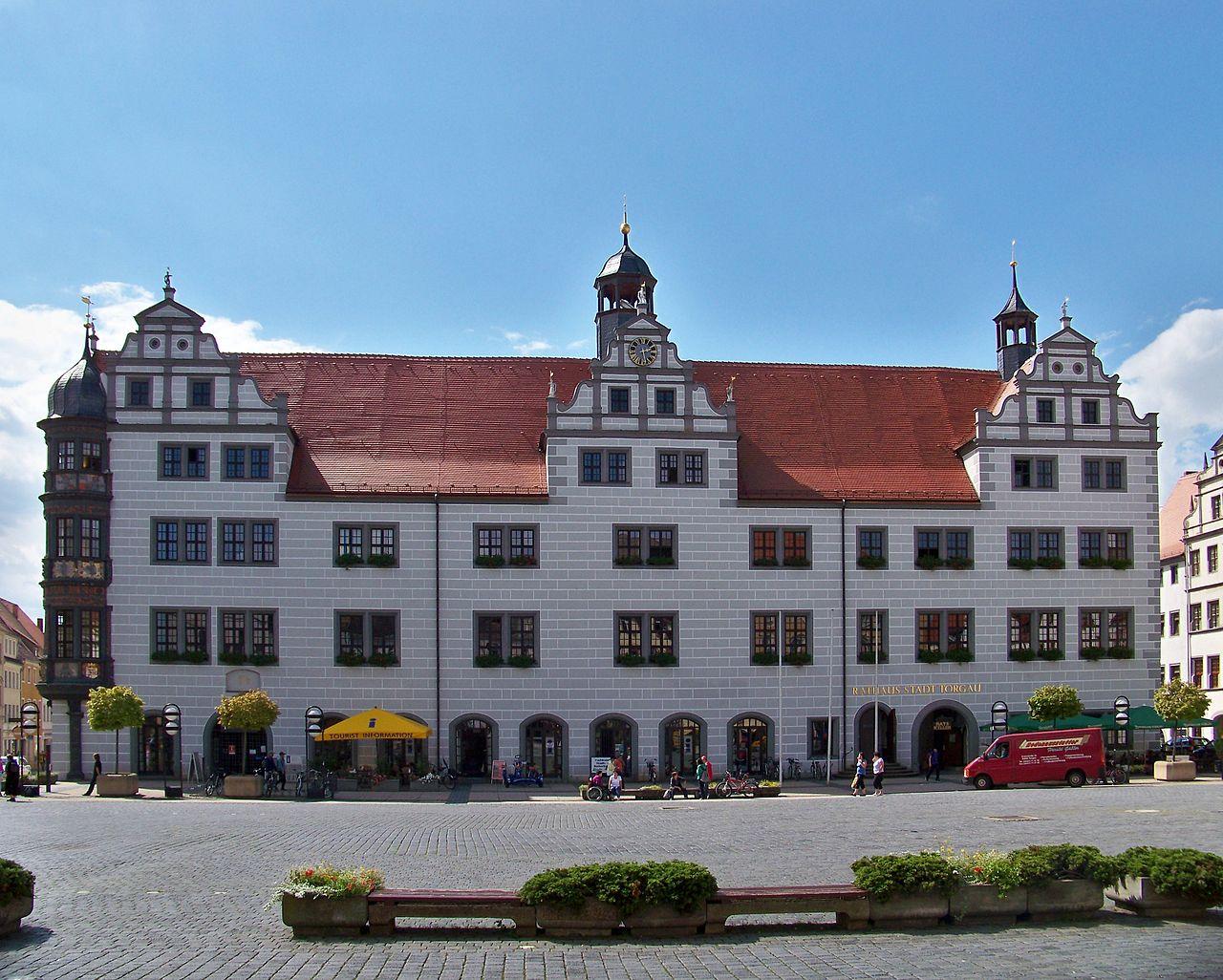 Bild Rathaus Torgau
