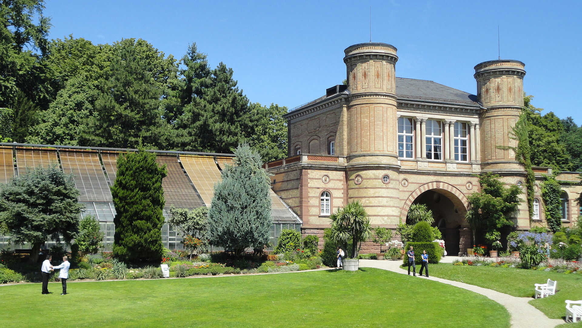 Bild Botanischer Garten der Universität Karlsruhe