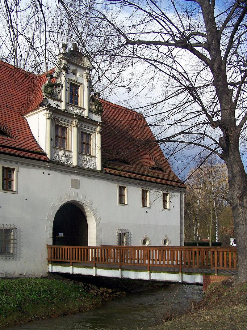 Bild Torhaus Leipzig Dölitz