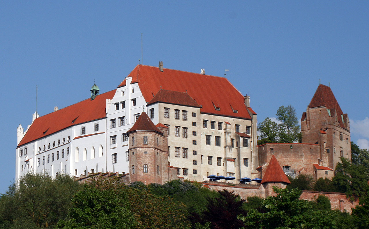 Bild Burg Trausnitz Landshut