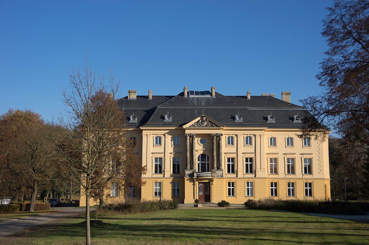 Bild Schloss Trebnitz