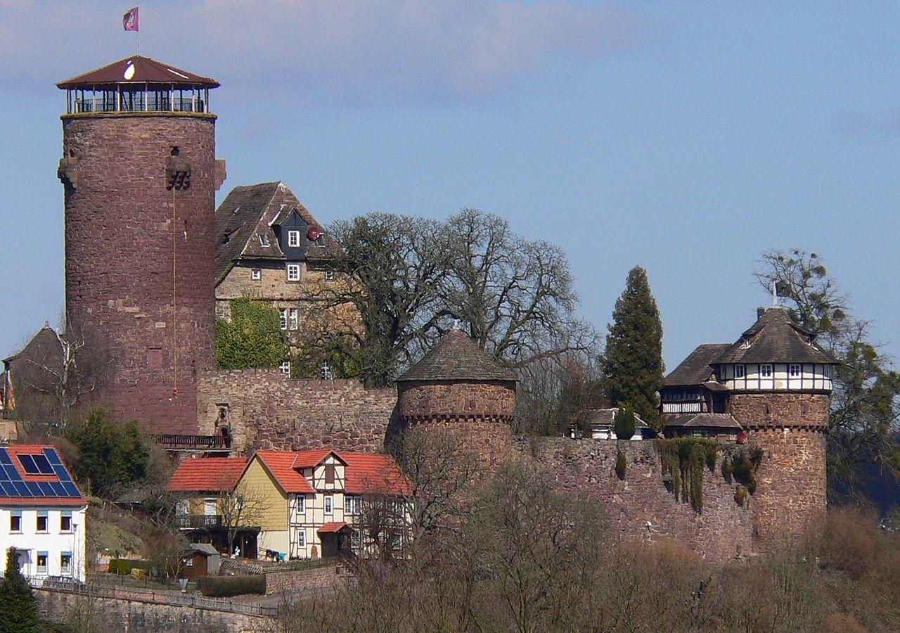 Bild Burg Trendelburg