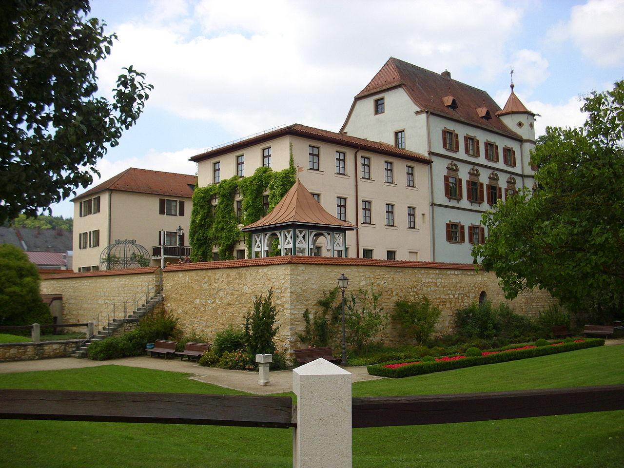 Bild Stadtschloss Treuchtlingen