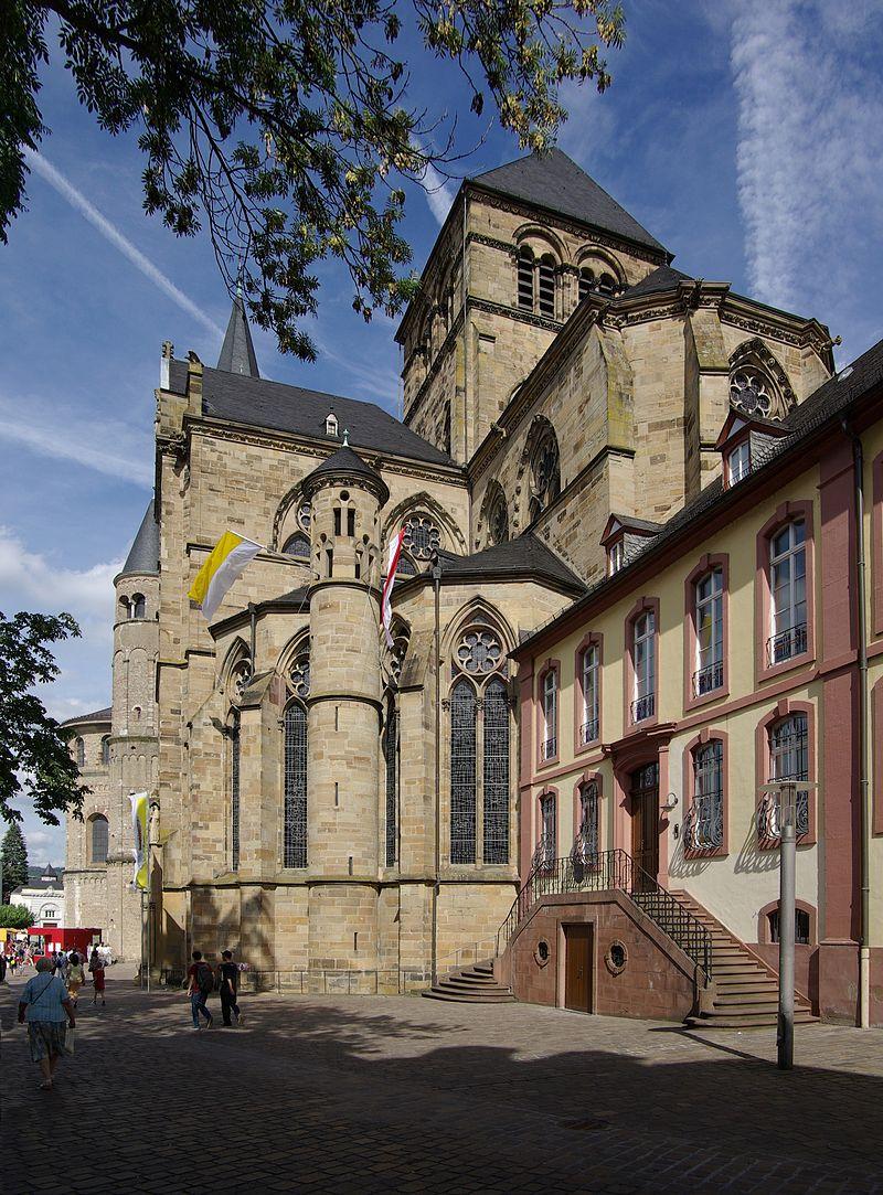 Bild Liebfrauenkirche Trier