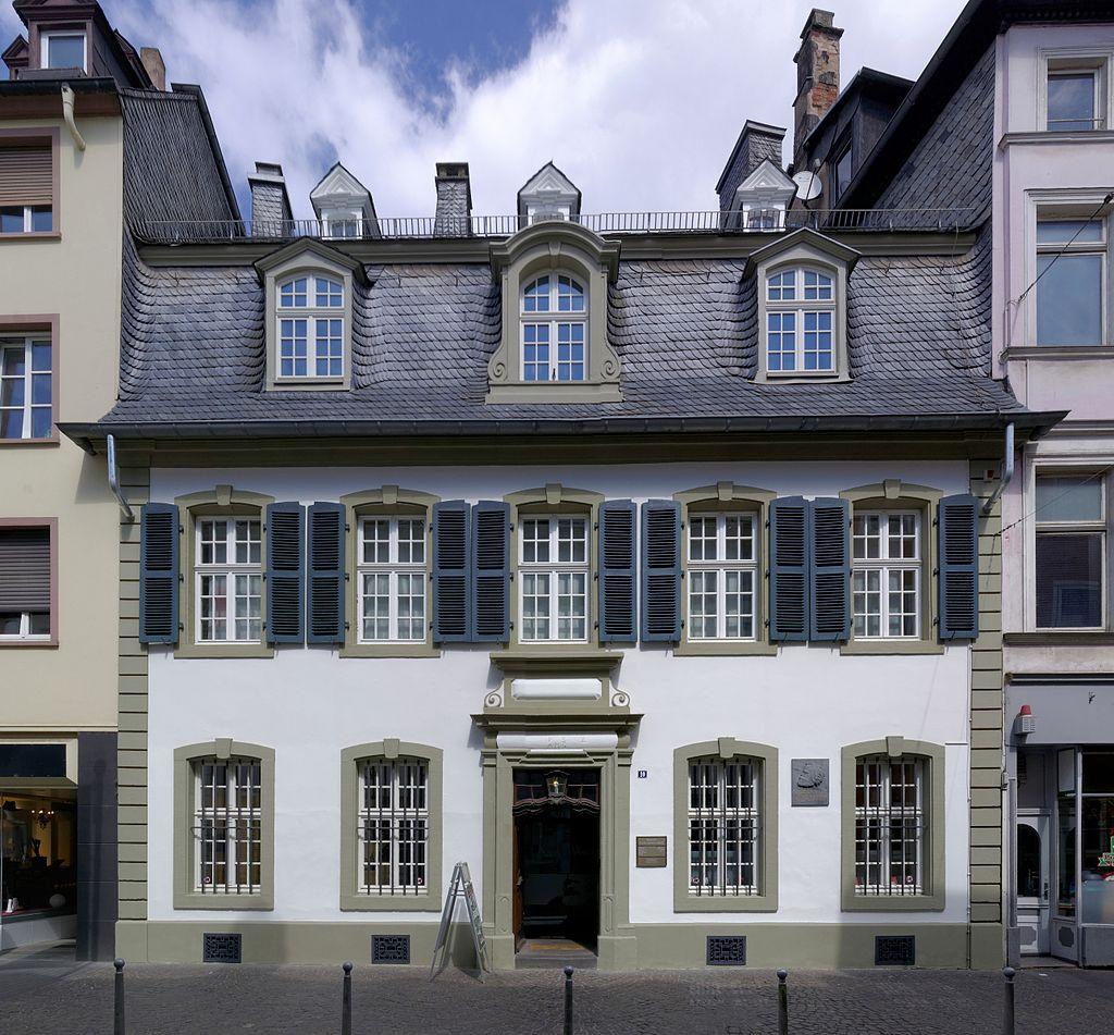 Bild Karl Marx Haus Trier