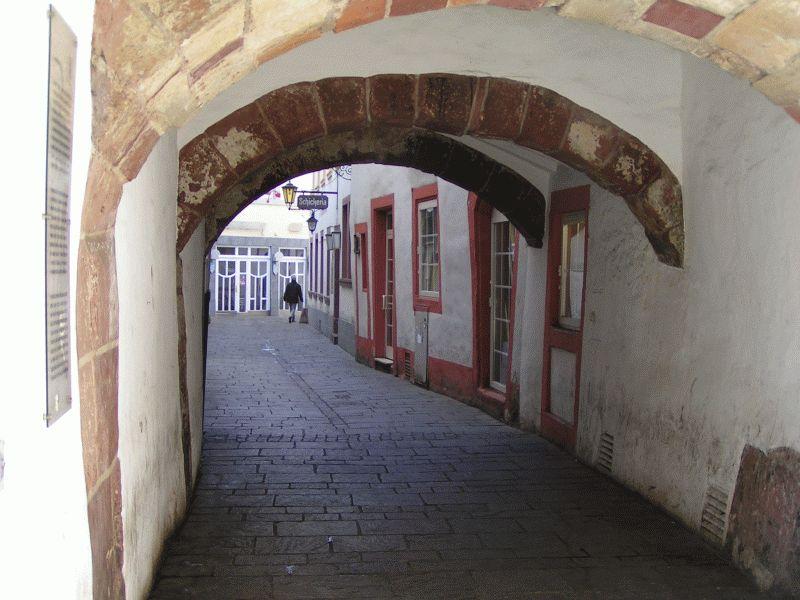 Bild Judengasse Trier