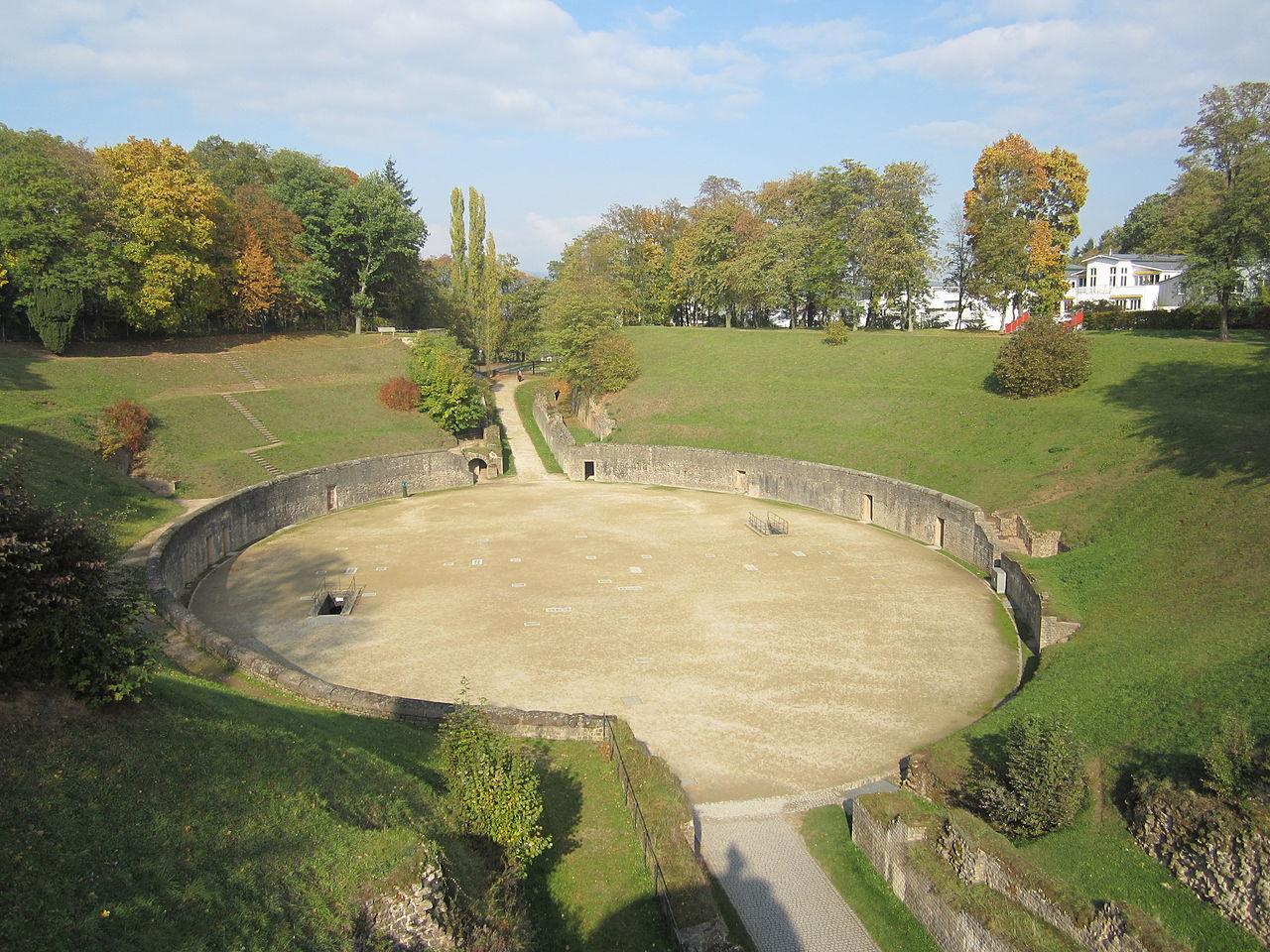 Bild Amphitheater Trier