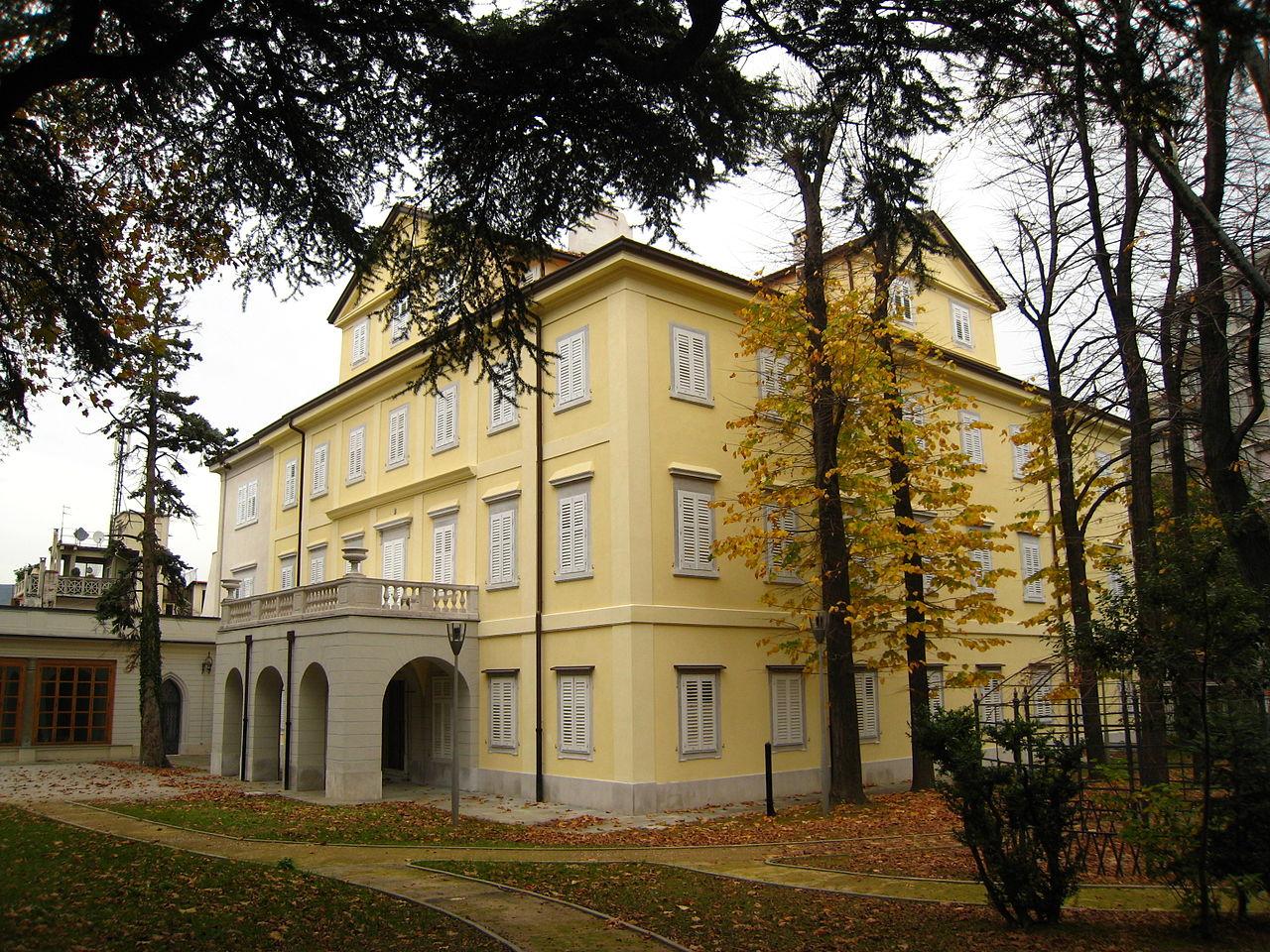 Bild Civico Museo Sartorio Triest