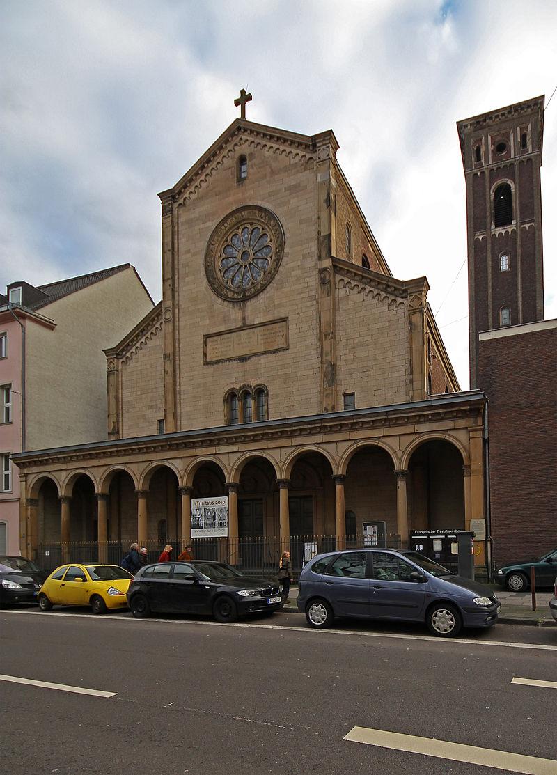 Bild Evangelische Trinitatiskirche Köln