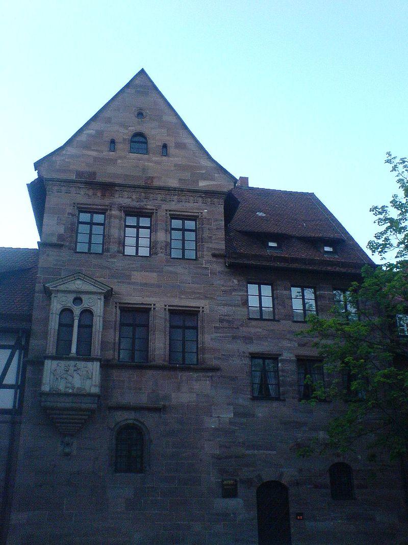 Bild Tucherschloss Nürnberg